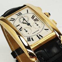 Cartier Tank Américaine Yellow gold 26mm