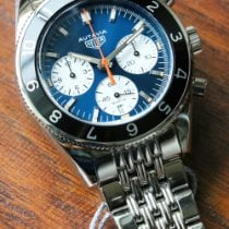 TAG Heuer Autavia Steel 42mm Blue United States of America, New Jersey, Rahway