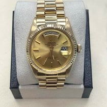 Rolex 1803 Yellow gold Day-Date 36 36mm pre-owned