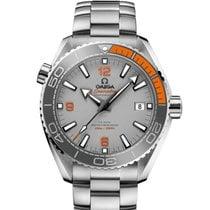 Omega Titanium Automatic Grey Arabic numerals 43.5mm new Seamaster Planet Ocean