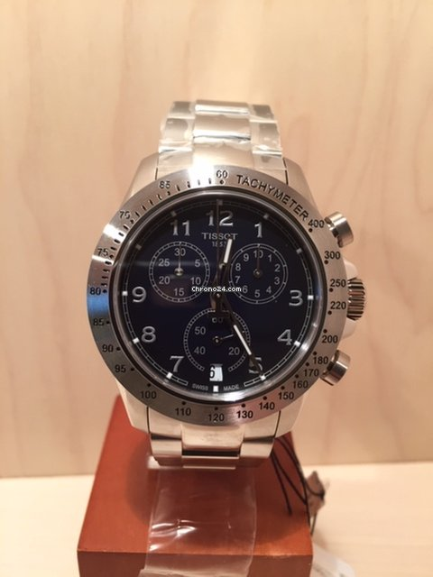 Tissot V8 For S 689 For Sale From A Trusted Seller On Chrono24