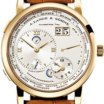 A. Lange & Söhne Yellow gold 41.9mm Manual winding 116.021 pre-owned