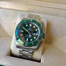 Rolex Submariner Date Steel 40mm Green No numerals United States of America, California, Sunnyvale