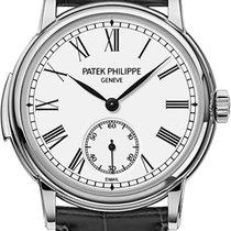 Patek Philippe Minute Repeater Platino 38mm Blanco