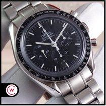 Omega Speedmaster Professional Moonwatch Acero 42mm Negro Sin cifras España, Asturias
