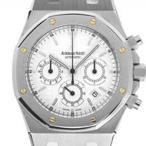 Audemars Piguet 25860ST.00.1110ST.05 Zeljezo 2000 Royal Oak Chronograph 39mm rabljen