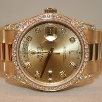Rolex 118388 Or jaune Day-Date 36mm occasion