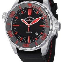 Zeno-Watch Basel Acero Cuarzo 6603Q-A17 nuevo