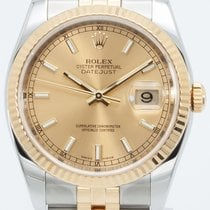 Rolex Gold/Steel 36mm Automatic 116233 pre-owned United States of America, Georgia, ATLANTA
