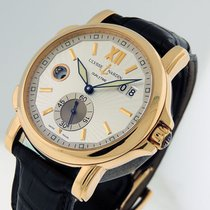 Ulysse Nardin Dual Time Rose gold 42mm Silver United States of America, California, Los Angeles