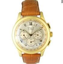 Zenith El Primero Chronograph Gold