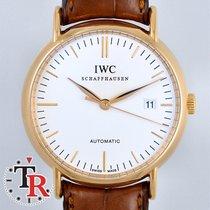 IWC Portofino Automatic Rose Gold,
