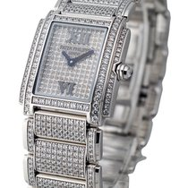 Patek Philippe 4908/50G Twenty-4 Full Pave Diamonds - Small...