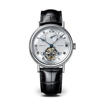 Breguet Platinum 39mm Automatic 5317/PT/129V6 new