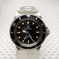 Rolex Vintage Submariner Steel Oyster Perpetual - 5513