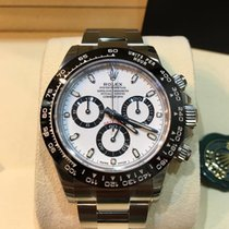 Rolex Daytona 116500LN White 2019 new