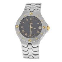 Ebel Authentic Men's Sportwave E6187631 Steel Yellow Gold