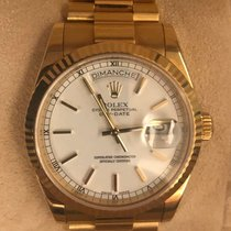 Rolex Day-Date president 2001 like new 9/10 bitcoin accepted