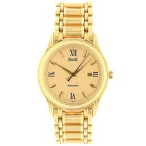 Piaget Polo 18K Gold Ref: G0A17165