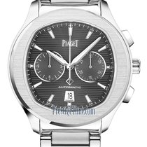 Piaget Polo S Steel 42mm Grey United States of America, New York, Airmont