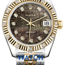 Rolex new Automatic 31mm Gold/Steel