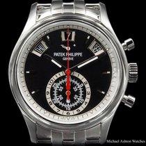 Patek Philippe Ref# 5960/1A-010, Black dial