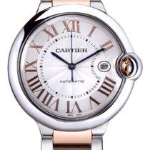 Cartier Guld/Stål 42mm Automatisk 3765 brugt