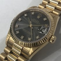 Rolex Datejust Midsize Yellow Gold  Ref: 68278 (1996 papers)