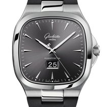Glashütte Original Seventies Panorama Date 2-39-47-12-12-06 2019 new