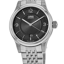 Oris Classic new 42mm Steel