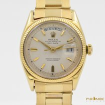 Rolex Day-Date Vintage Yellow Gold Elastic Oyster
