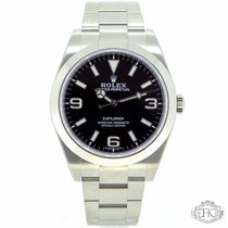 Rolex new Automatic 39mm Steel Sapphire Glass