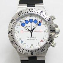 불가리,중고시계,40 mm,스틸