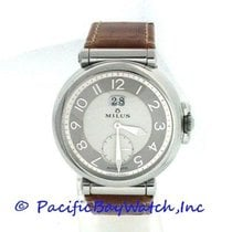 Milus Steel 42mm Automatic ZET 401 new United States of America, California, Newport Beach