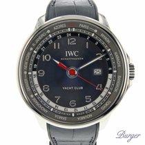 IWC Portugieser Yacht Club Worldtimer