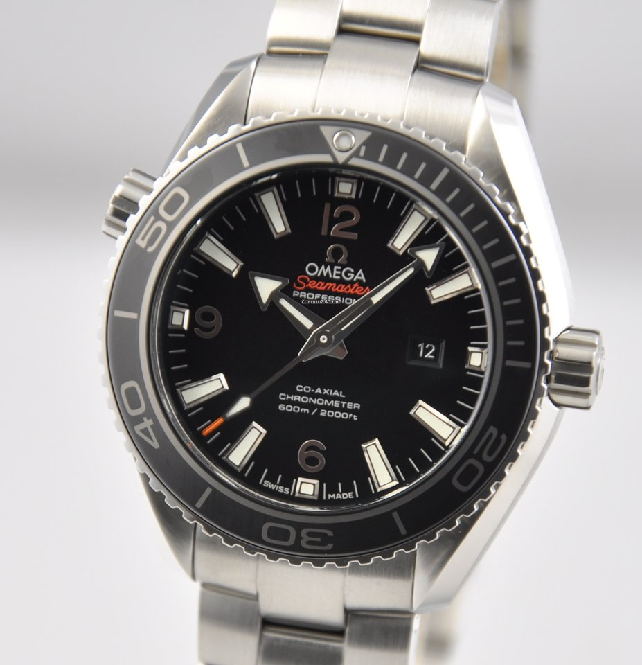Omega Seamaster Planet Ocean 37.5mm MidSize 232.30.38.20.01.001 για πώληση  με 2.578 € από Trusted Seller της Chrono24 6ccdfc01cb1