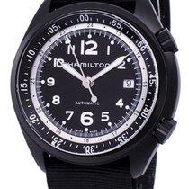 Hamilton Khaki Pilot Pioneer H80485835 nouveau