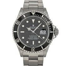 Rolex 16610 T Acier 2006 Submariner Date 40mm occasion