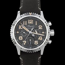 Breguet Type XX - XXI - XXII Steel 42.00mm Grey United States of America, California, San Mateo