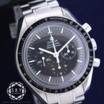 Omega Speedmaster Professional Moonwatch Steel 42mm Black No numerals United States of America, New York, NEW YORK