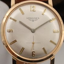 Longines Yellow gold 34mm Manual winding Ref. 2/533 pre-owned