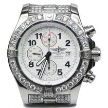 Breitling Super Avenger 48.4mm White United States of America, Pennsylvania, Philadelphia