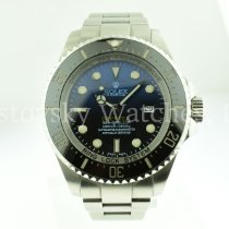 Rolex Sea-Dweller Deepsea Steel 44mm Blue No numerals United States of America, California, Beverly Hills