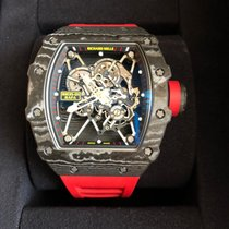 Richard Mille Carbon 49.94mm Manual winding RM35-01 new