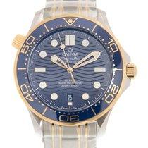 Omega Seamaster Diver 300 M 210.20.42.20.03.001 new