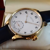 A. Lange & Söhne Steel Manual winding new