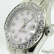 Rolex Lady-Datejust Pearlmaster 80299md használt