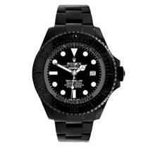 Rolex Sea-Dweller Deepsea Staal 44mm Zwart