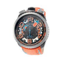 Bomberg Steel 47mm Automatic BS47CHASP-041-4-3 new