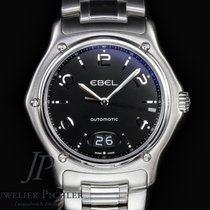 Ebel Steel 40mm Automatic 9125250 new